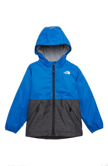 Boys The North Face Warm Storm Hooded Waterproof Jacket
