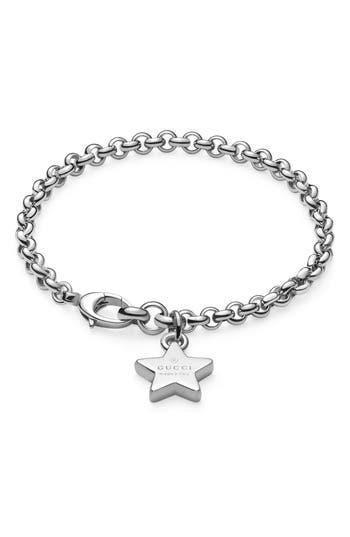 Gucci GG Trademark Star Bracelet