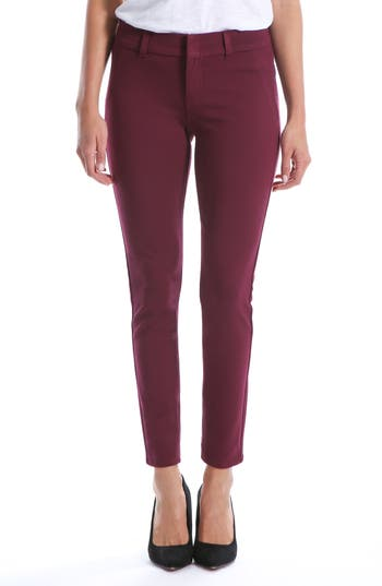 KUT from the Kloth Mia Ankle Skinny Trouser Pants