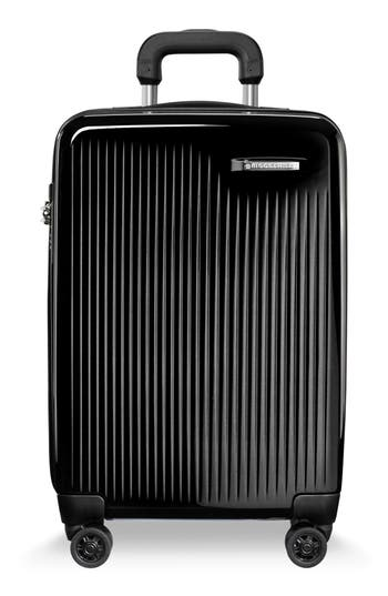 Briggs & Riley 22-Inch Domestic Expandable Spinner Wheeled Carry-On