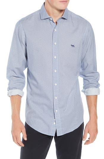 Rodd & Gunn Castor Bay Regular Fit Flannel Sport Shirt