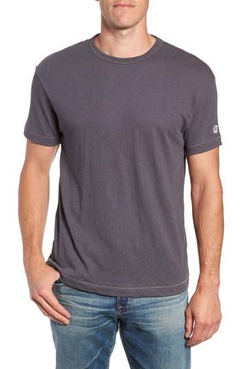 Men's Todd Snyder + Champion Crewneck T-Shirt, Size Small - Grey