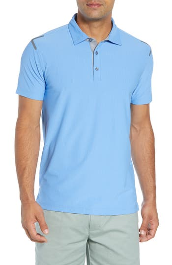 BOBBY JONES ERGON REGULAR FIT GOLF POLO