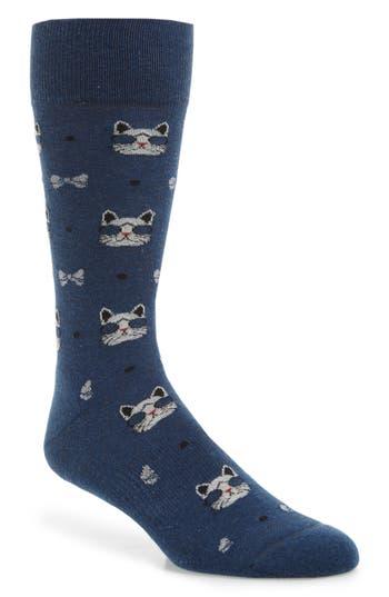 Nordstrom Men's Shop Shady Cat Socks