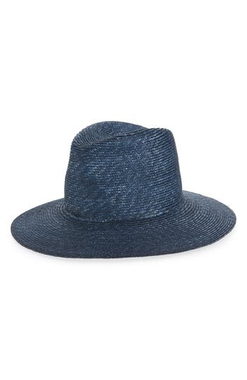 Lola Hats Plain Main Straw Hat