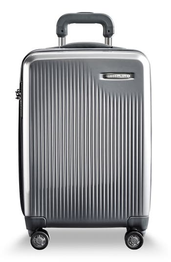 Briggs & Riley Sympatico Special Edition Expandable 21-Inch Spinner International Carry-On