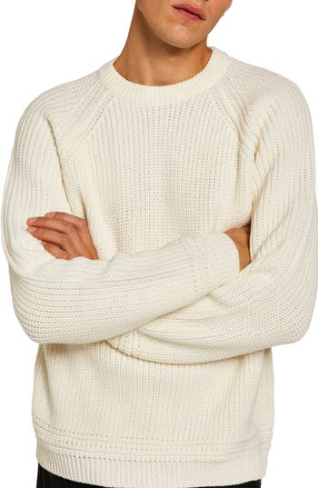 Topman Ribbed Sweater