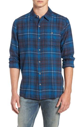Hurley Kurt Plaid Flannel Shirt