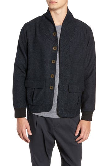 Descendant of Thieves Unbroken Speck Shawl Cardigan