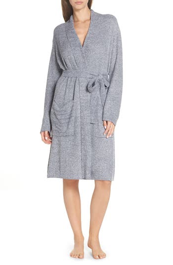 Barefoot Dreams® CozyChic® Ribbed Robe