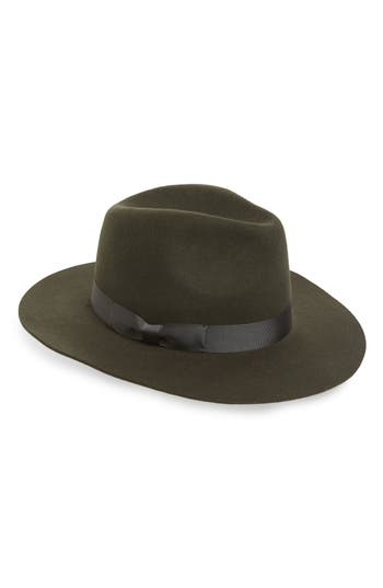 Lack of Color Silent Woods Wool Fedora