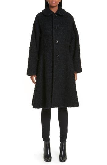 Comme des Garçons Wool Blend Coat
