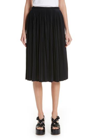 Tricot Comme des Garçons Pleated Skirt