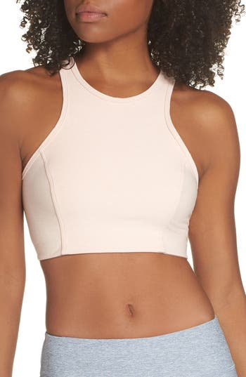 Outdoor Voices Athena Crop Top
