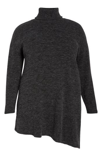 RACHEL Rachel Roy Side Slit Tunic Sweater