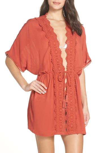 Chelsea28 Dolman Sleeve Kimono Cover-Up