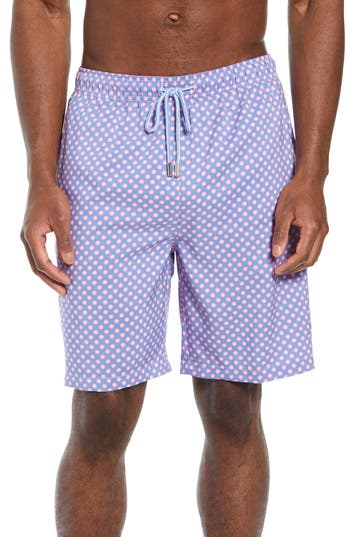 Peter Millar Polka Spots Swim Trunks