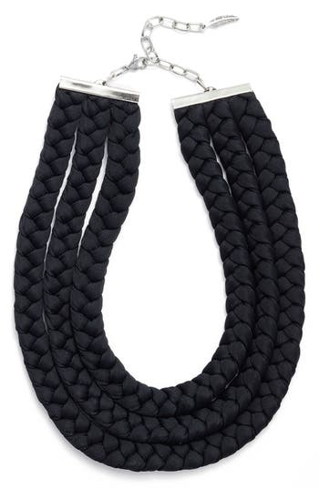 The Accessory Junkie Triple Braid Necklace