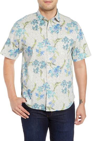 Tommy Bahama Tahitian Etch Sport Shirt