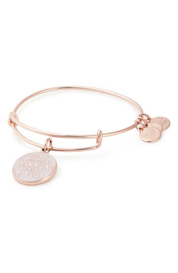 Alex and Ani 'Elf' There's Room for Everyone Adjustable Wire Bangle
