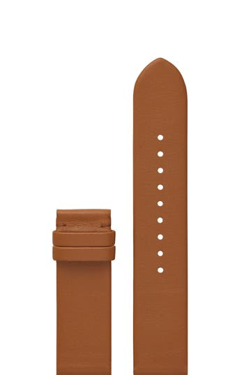 Tory Burch Gigi 20mm Leather Watch Band