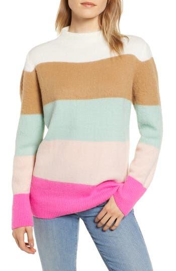 Lou & Grey Stripe Sweater