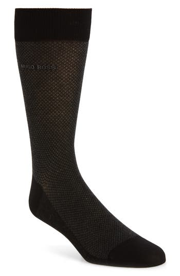 BOSS Mini Pattern Socks