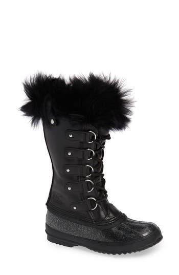 Sorel Joan of Arctic™ Lux Waterproof Winter Boot with Genuine Shearling