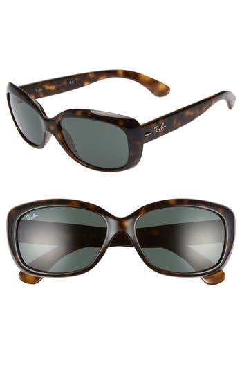 Ray-Ban Jackie Ohh 58mm Cat Eye Sunglasses