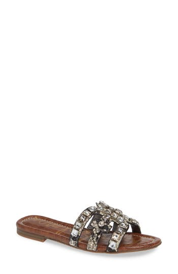 Sam Edelman Bay 2 Embellished Slide Sandal