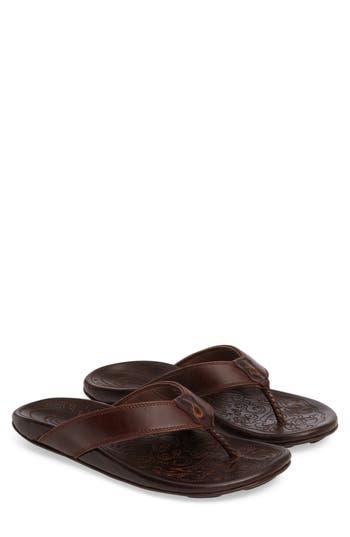OluKai Waimea Flip Flop