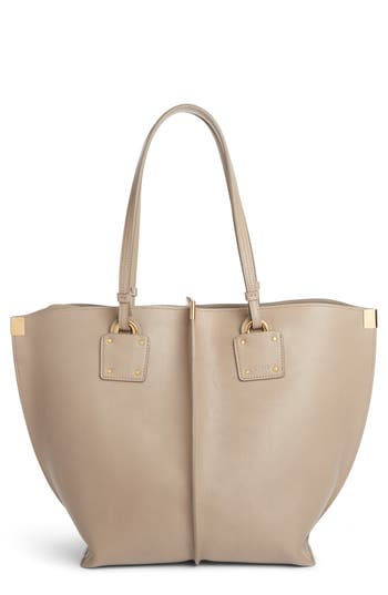 Chloé Vick Leather Tote