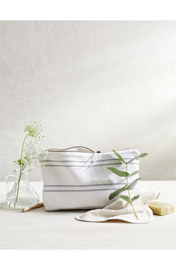 The White Company Fabric Wash Bag