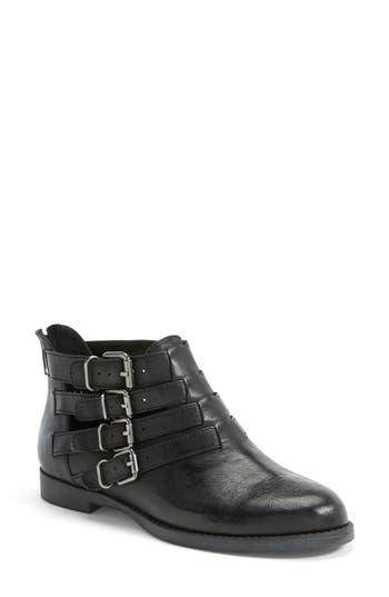 Women's Bella Vita 'Ronan' Buckle Leather Bootie