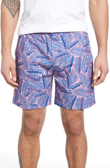 vineyard vines Island Palms Breaker Shorts