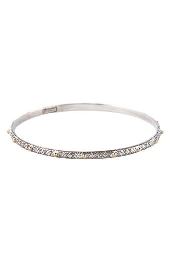Women's Konstantino 'Classics' Two-Tone Bangle