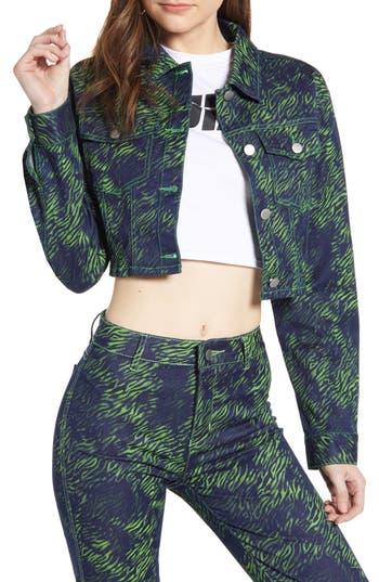 I.AM.GIA Sinead Crop Denim Jacket
