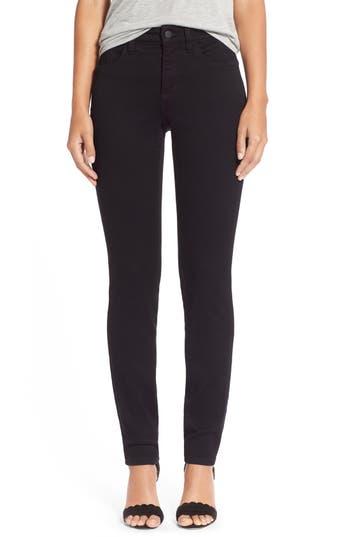 Petite Women's Nydj Alina Colored Stretch Skinny Jeans
