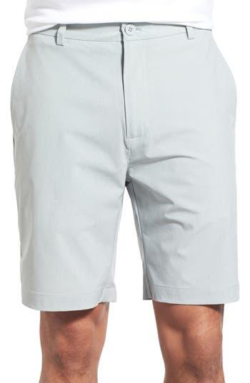 Vineyard Vines 8 Inch Performance Breaker Shorts, Grey