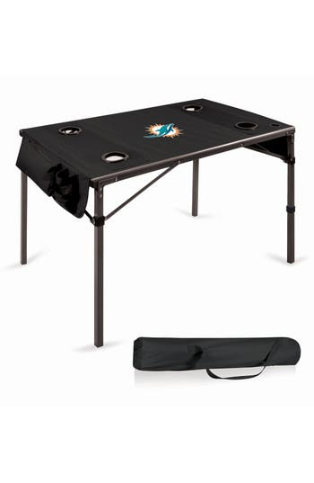 Picnic Time Soft Top Travel Table, Size One Size - Black