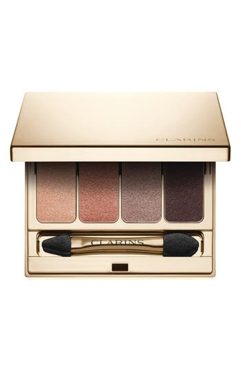 Clarins 4-Colour Eyeshadow Palette - Nude