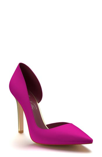 Shoes Of Prey Pointy Toe Half D