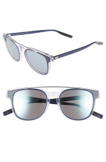 Dior 'Black Tie' 52mm Sunglasses