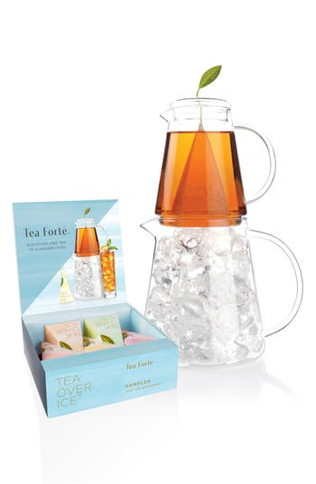 Tea Forte 'Tea Over Ice' Pitcher Set