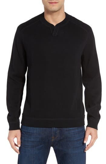 Men's Tommy Bahama 'New Flip Side - Pro Abaco' Reversible Sweater