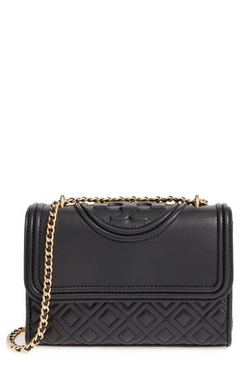Tory Burch 'Small Fleming' Quilted Leather Shoulder Bag - at NORDSTROM.com