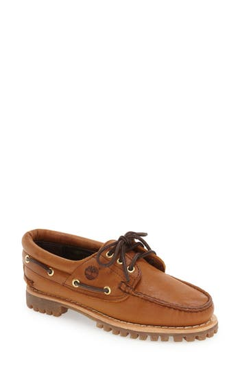 Women's Timberland 'Noreen' Boat Shoe, Size 7.5 M - Brown