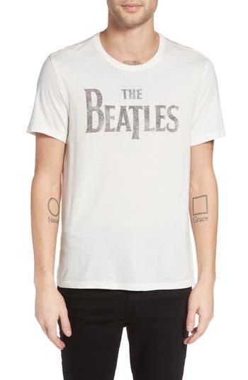 John Varvatos Star Usa The Beatles Graphic Logo T-Shirt