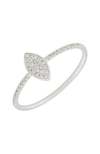 Women's Bony Levy Diamond Marquise Ring (Nordstrom Exclusive)