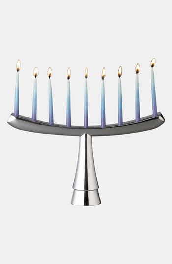 Nambe Menorah, Size One Size - None